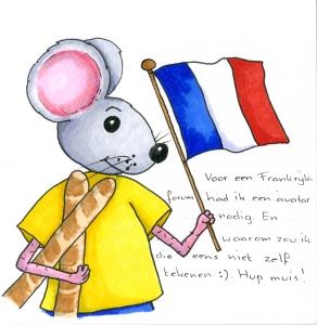 Dag 10 Frankrijk muis wp